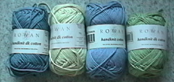 yarn in a row