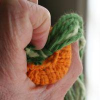 stuff in the yarn