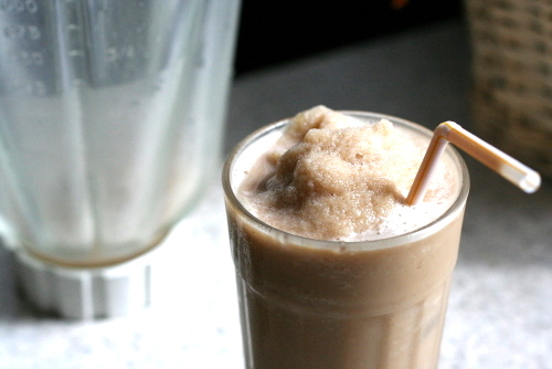 coffee slush
