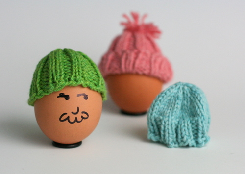 hats to keep your eggs snuggy
