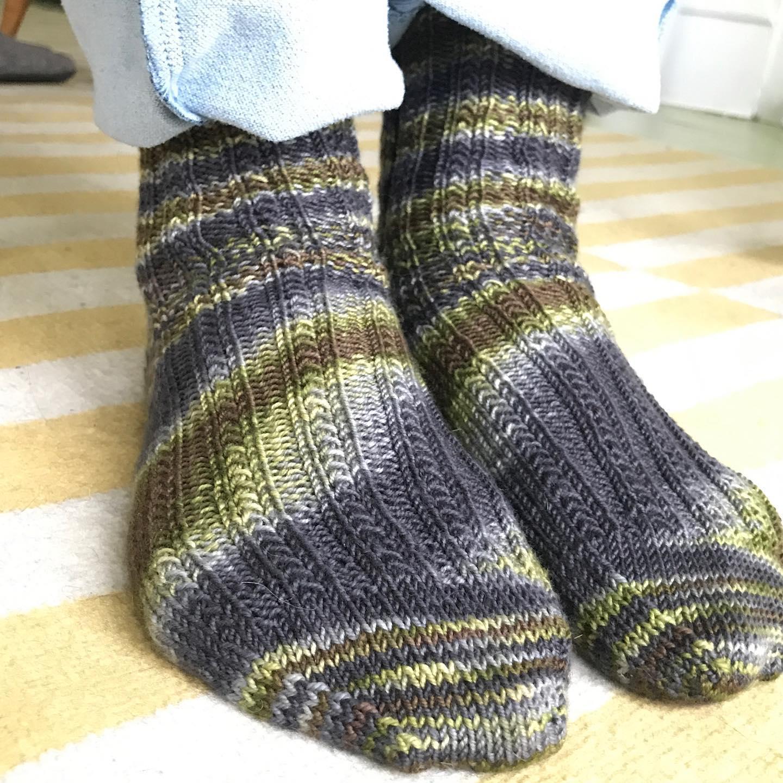 Simply Skyp Socks